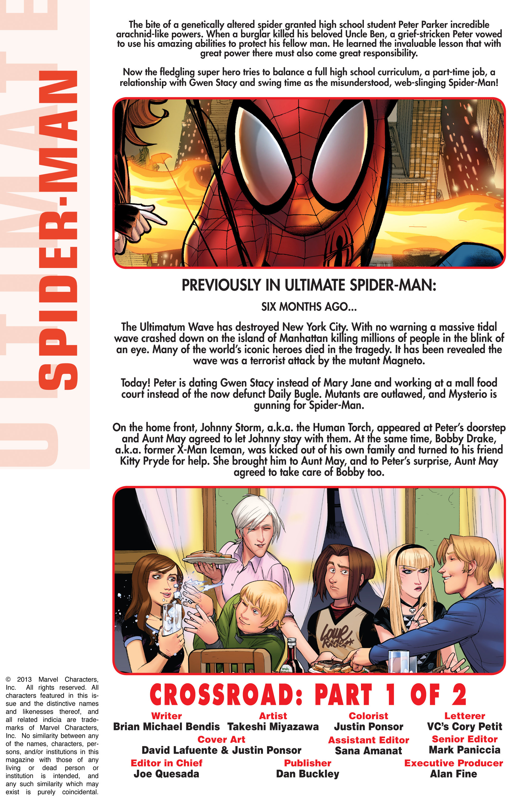 Read online Ultimate Spider-Man (2009) comic -  Issue #7 - 2