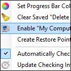 Restore Point Creator Portable لعمل نقطة استعادة للنظام