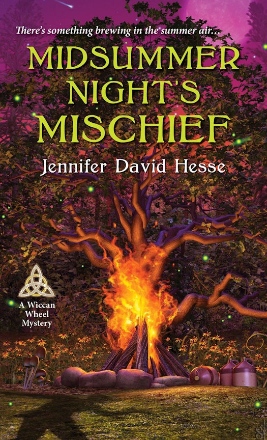 Interview with Jennifer David Hesse, author of Midsummer Night's Mischief