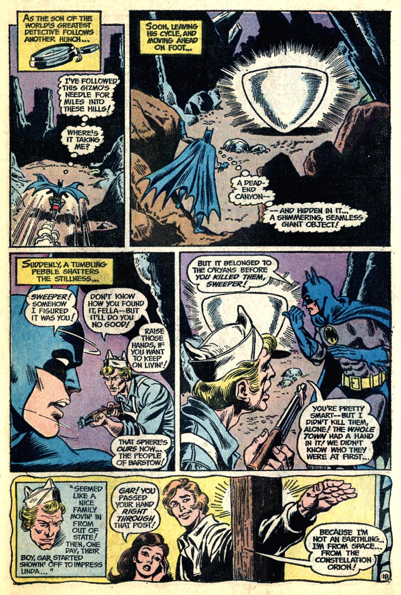 Read online World's Finest Comics comic -  Issue #216 - 23