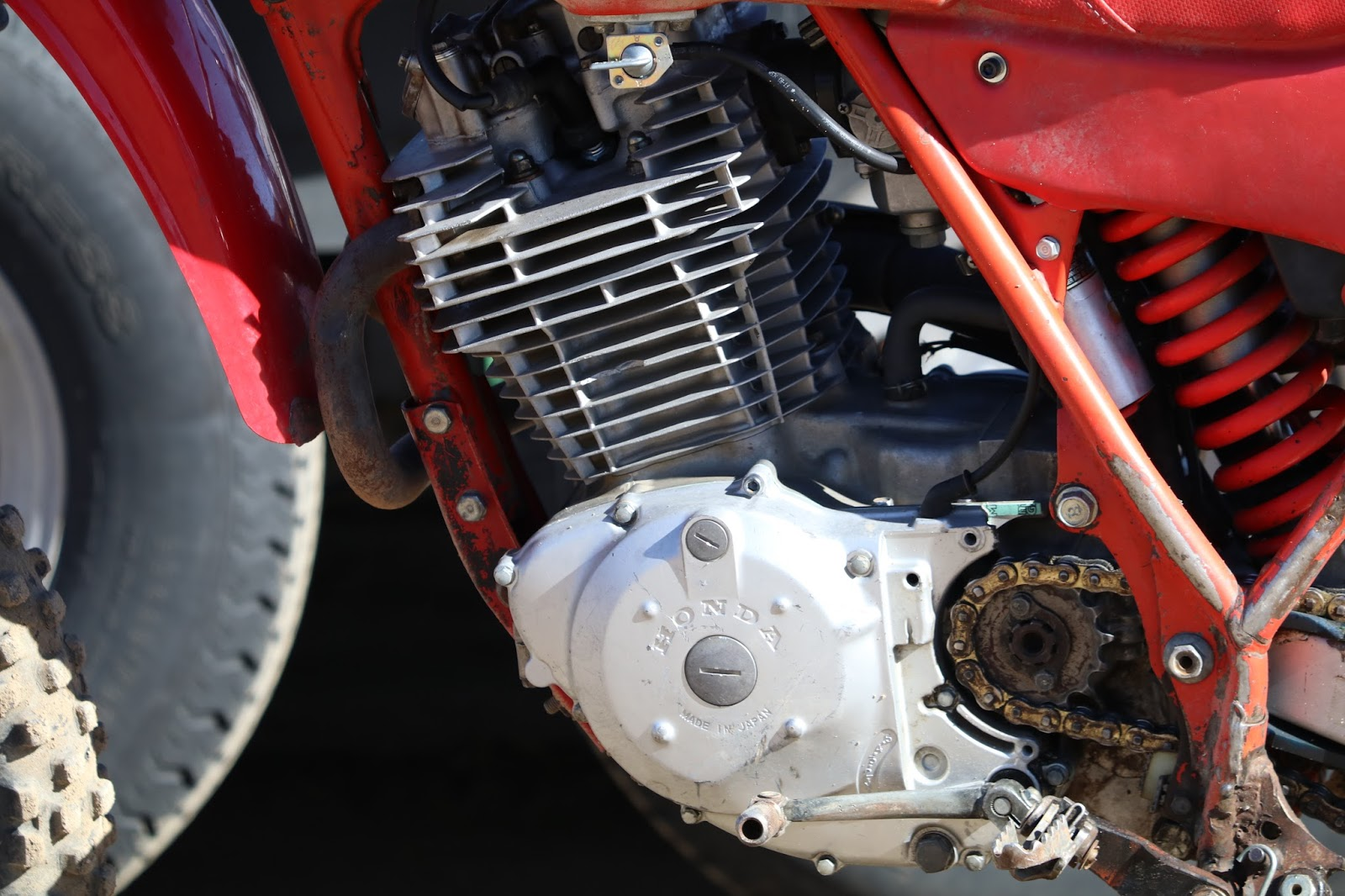 Oldmotodude honda xr500r raced at the rocky mountain for Rocky mountain motor sports