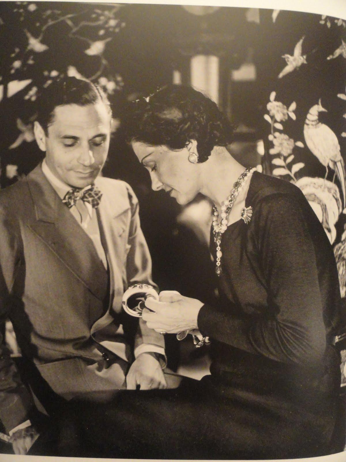 Coco chanel and arthur capel