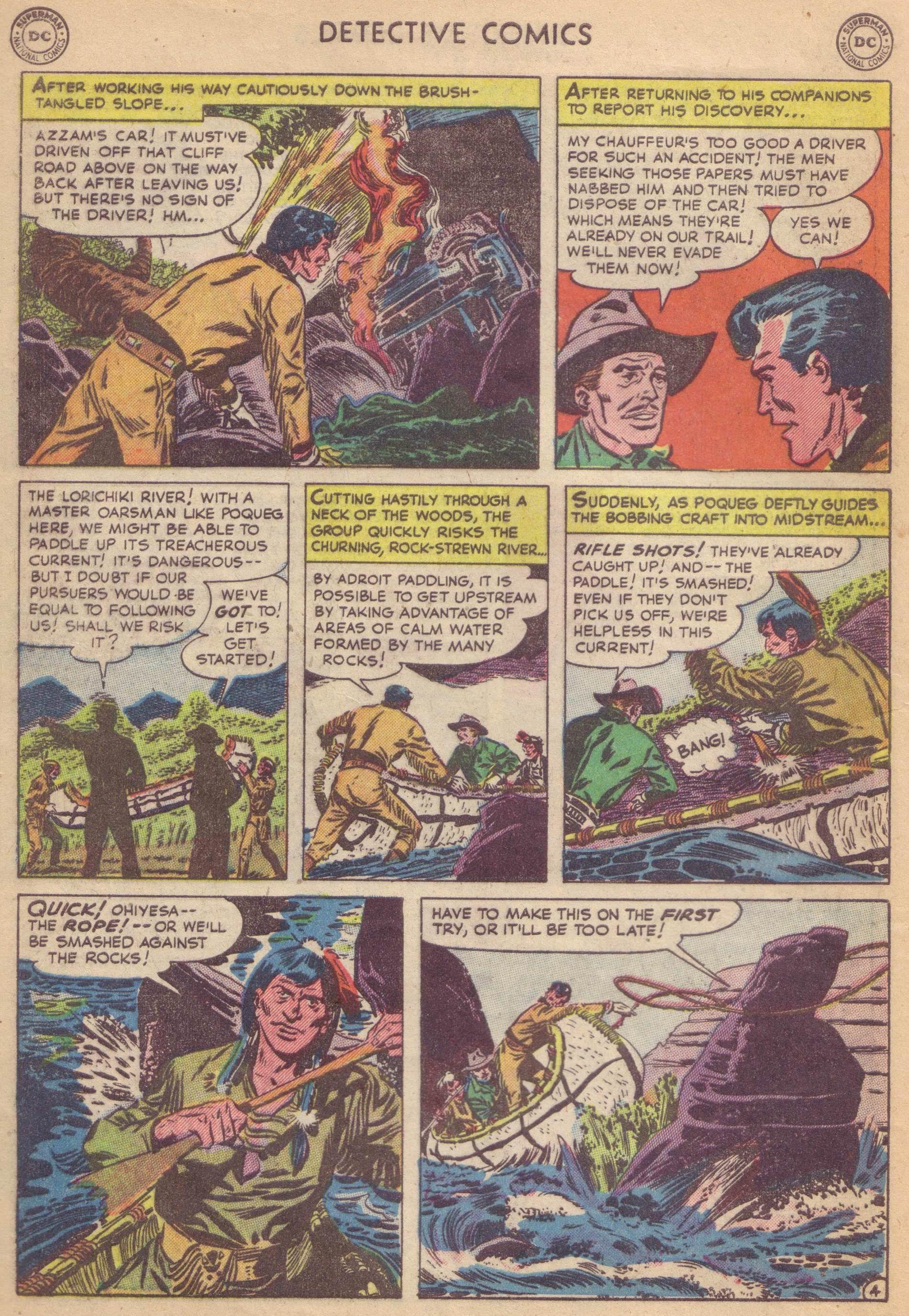 Read online Detective Comics (1937) comic -  Issue #177 - 36