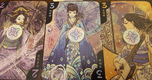 Board Game Review: Hanamikoji