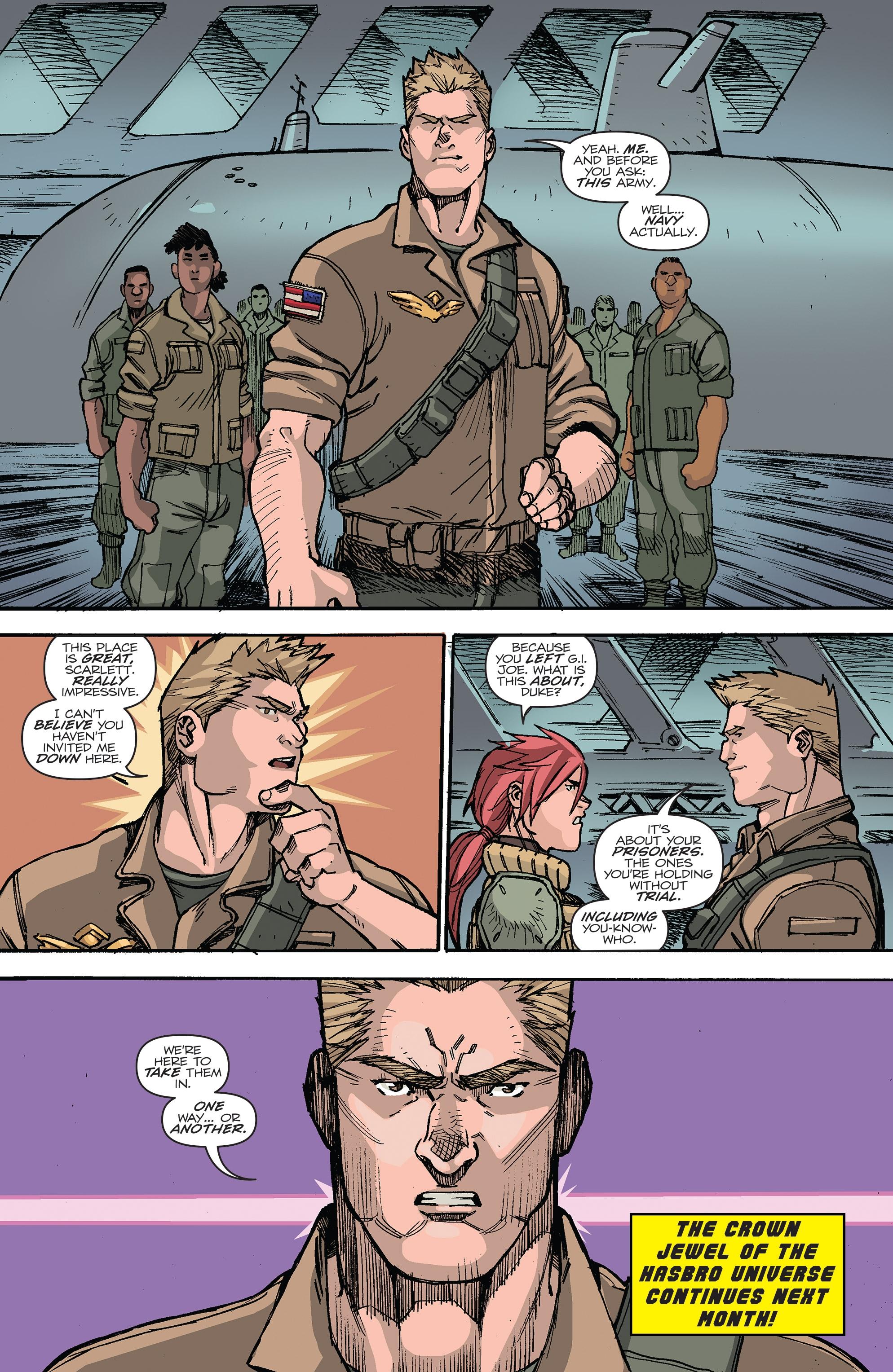 Read online G.I. Joe (2016) comic -  Issue #6 - 24