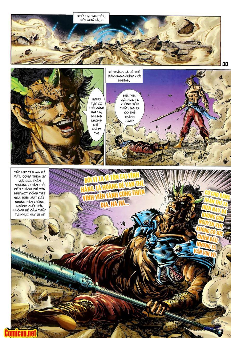 Đại Đường Uy Long chapter 85 trang 29