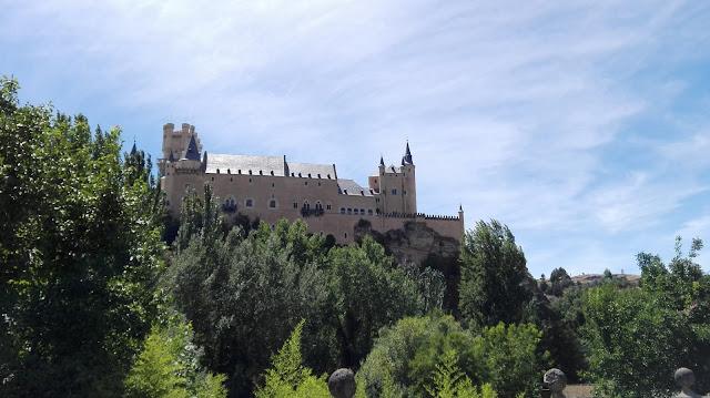 SEGÓVIA, ESPANHA | Alcázar de Segóvia