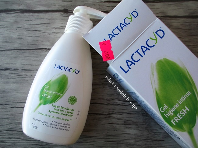 Lactacyd Fresh de tiendas Zeeman