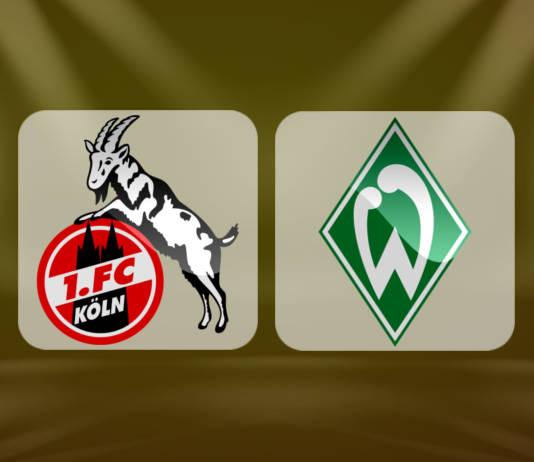 FC Koln vs Werder Bremen Full Match & Highlights 22 October 2017