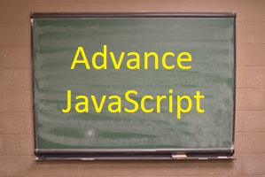 Advance JavaScript