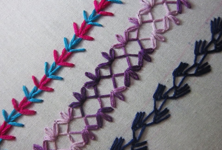 Basic embroidery stitches tutorial for beginners crazzy