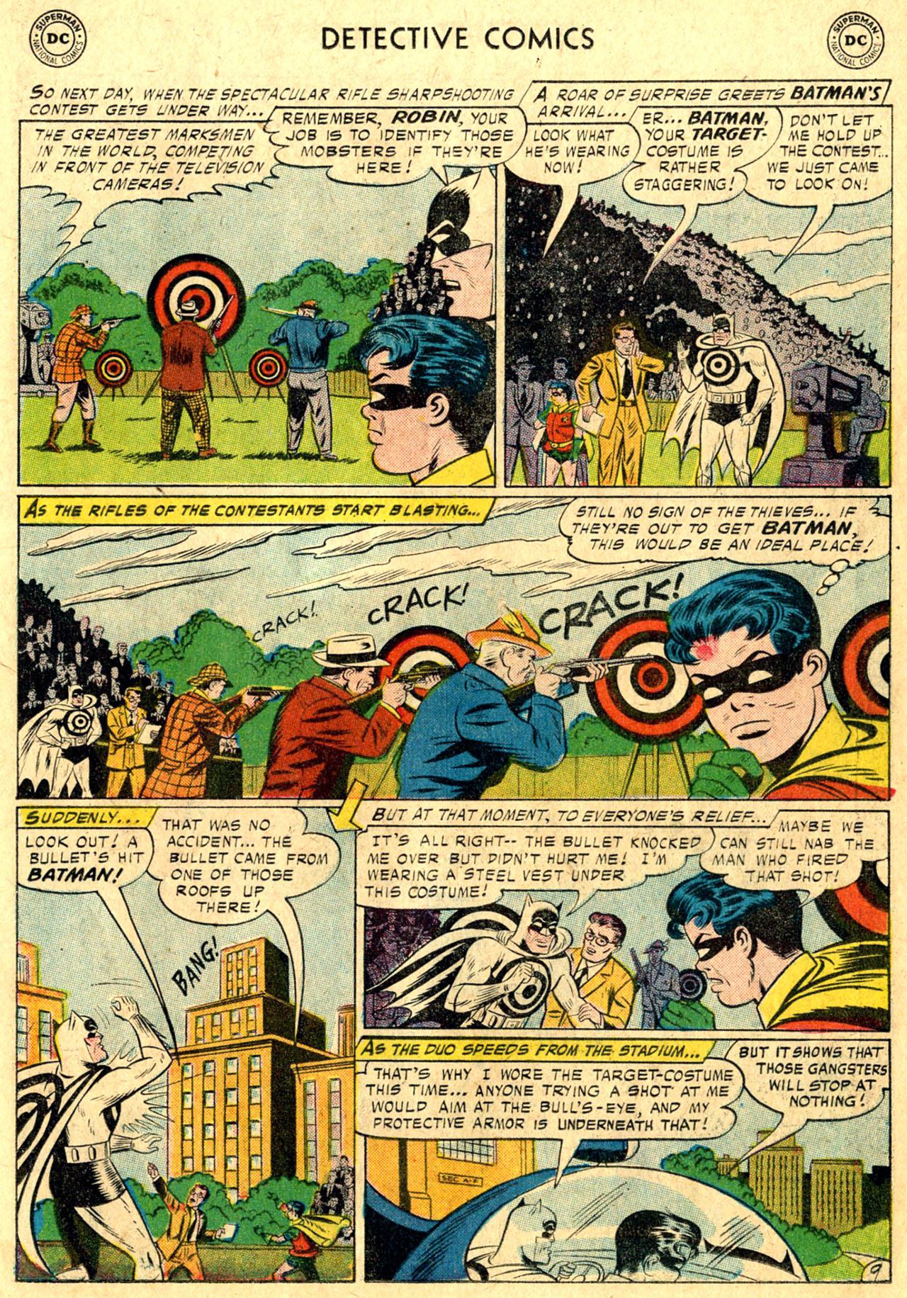 Read online Detective Comics (1937) comic -  Issue #241 - 11