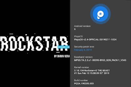 Review Kernel Rockstar Buat Gaming PUBG Mobile
