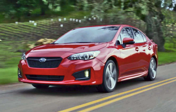 2019 Subaru Impreza Review