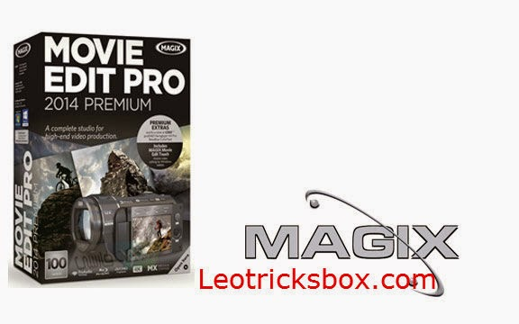 PC Software : MAGIX Movie Edit Pro 2014 Premium v13.0.4.4 Content Pack + Crack 1