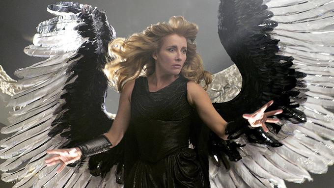 Emma Thompson en Angels in America