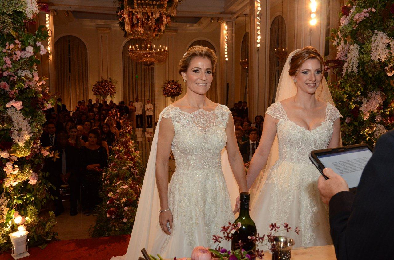 O casamento de Roberta Gradel e Priscila Raab no Copacabana Palace