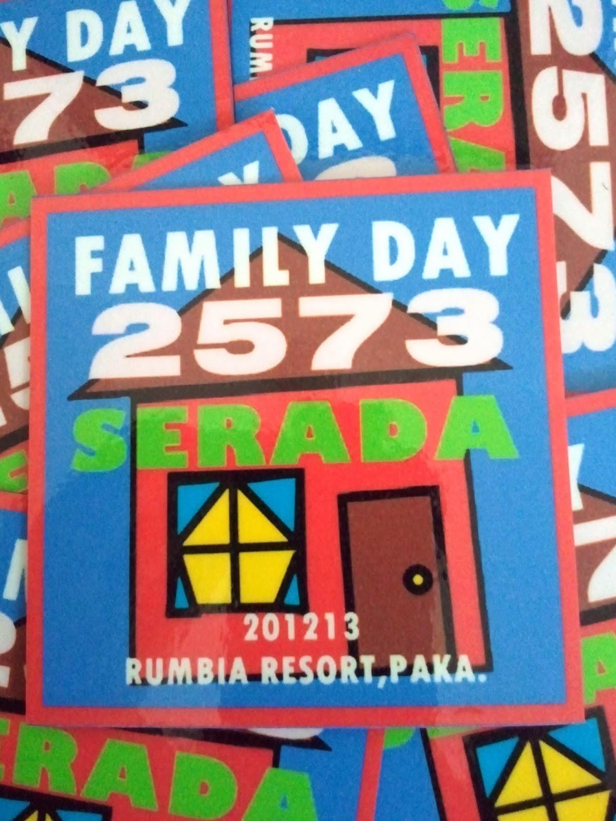 R Amp Zgift Cenderhati Doorgift Untuk Hari Keluarga Family
