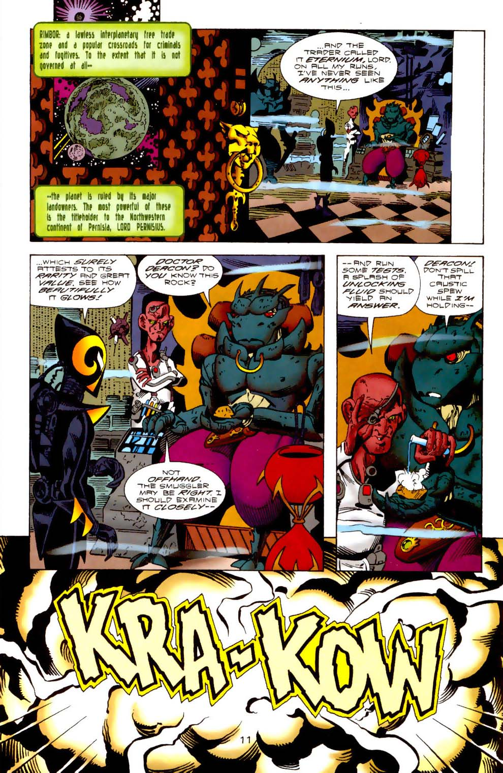 Legion of Super-Heroes (1989) 113 Page 10