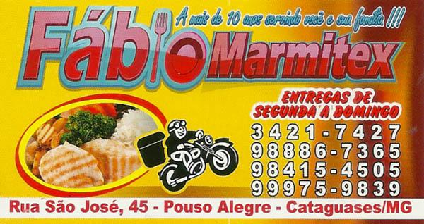 Fábio Marmitex