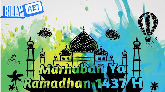 Jadwal Puasa Bulan Ramadhan 2016 Seluruh Kota