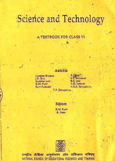 Science: Class- 06 Old NCERT