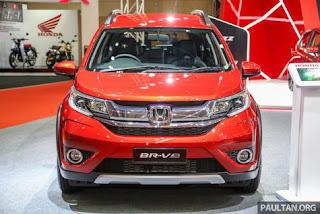 Honda BR-V Special Edition Rilis di Malaysia, Hanya 300 Unit Saja