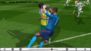 FTS 18 Mod HD by EbayHendry Update Transfer 2018 Apk + Data OBB Terbaru