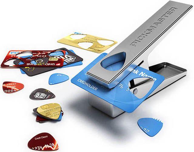 Plumillas para guitarra