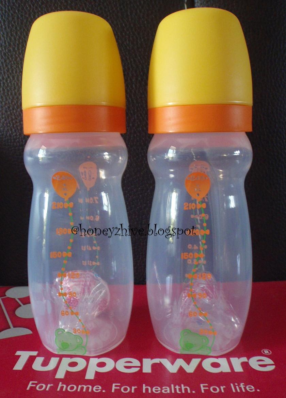 Honeyzhive S Tupperware Baby Bottles Formula Dispenser