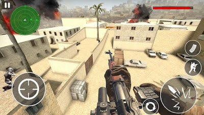US Sniper Survival Game Apk