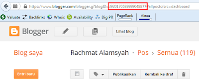 Cara Memasang Tombol Join This Site Blogger di Blog