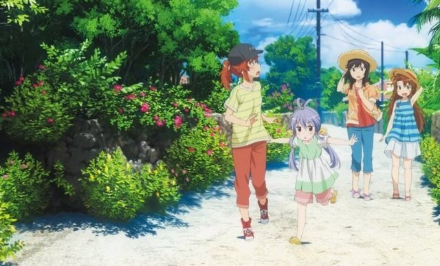 Non Non Biyori the Movie: Vacation (Gekijo-ban Non Non Biyori: Vacation) (2018) Subtitle Indonesia