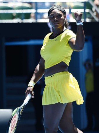 Serena Williams says she has never encountered any hint of match fixing in her matches.