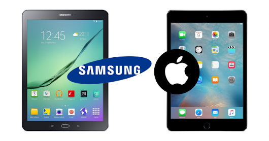 Samsung Galaxy Tab S2 8.0 vs Apple iPad Mini 4, Mana yang Saya Pilih?
