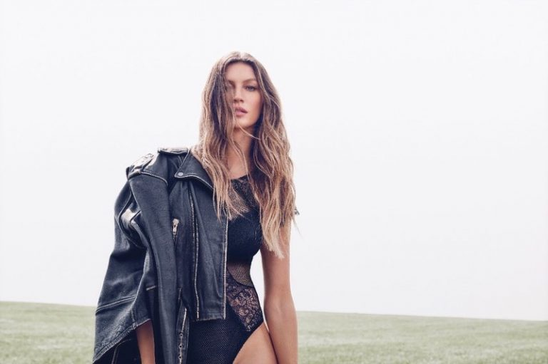 Gisele Bundchen for Hope Lingerie Winter 2018