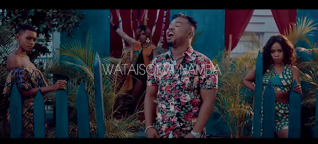VIDEO: Kelechi Africana - Wataisoma Namba (Official Video) Mp4 Download 1