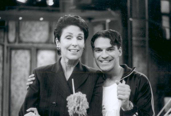 Erika Berger und Michael Dierks bei TV.Kaiser
