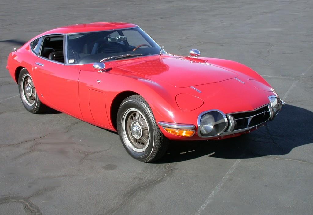 Inovatif Cars: 1967 Toyota 2000GT