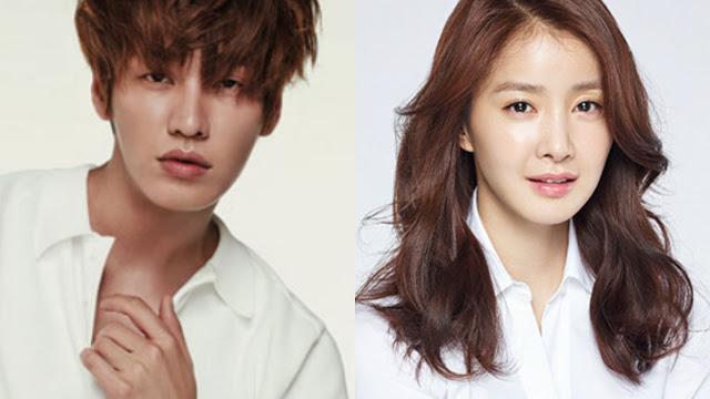 Kim Young Kwang Lee Si Young