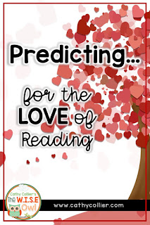 Predicting is an important comprehension strategy. Several ideas are presented to help students practice predicting.