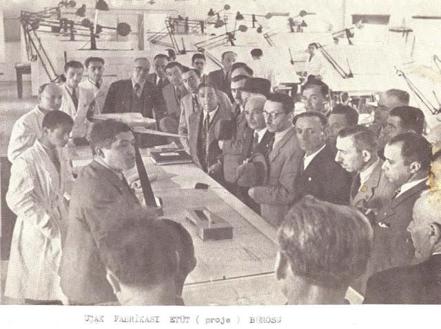 Uçak Proje ve Etüt Bürosu