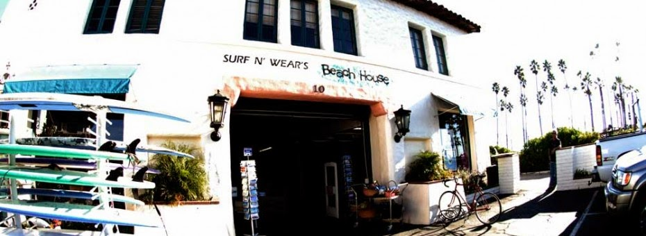Surf 'n Wear's Beach House