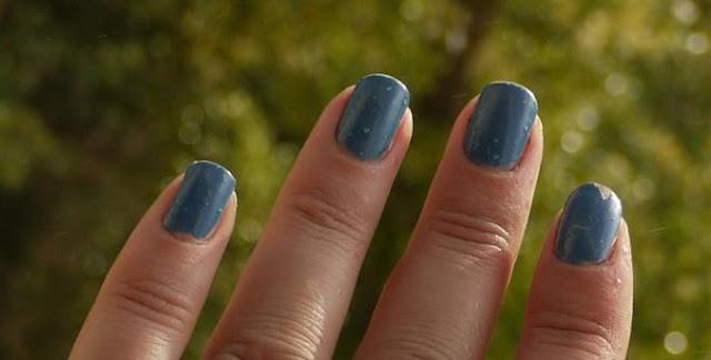 beauty liberty  sur mes ongles