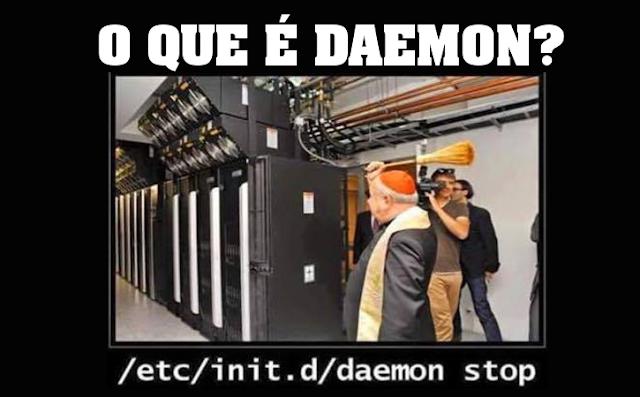 O que é Daemon Init?