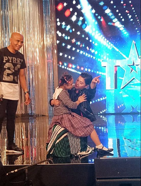 Netizen Shared The Kindness She Witnessed From Angel Locsin When She Approached A Little Girl During The Break of PGT