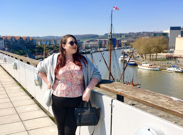 Body Positive Bristol Travel Blogger