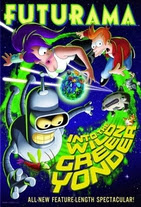 Watch Futurama: Into the Wild Green Yonder Online Free in HD