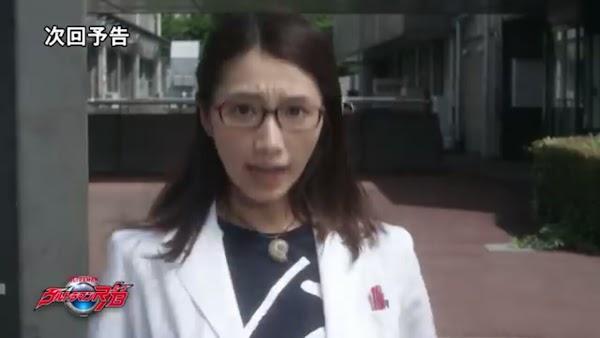 Spoiler Ultraman R/B Episode 23