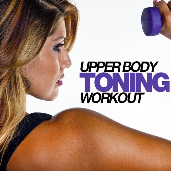 Upper Body Toning Workout